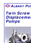 Screw Displacement Pumps Brochure