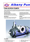 Twin Screw Pumps Explained Brochure