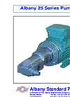 25 Series Close Coupled Gear Pumps