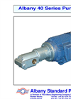 40 Series Close Coupled Gear Pumps