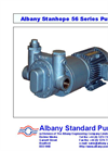 56 Series Close Coupled Gear Pumps
