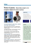 Torch Camera - Rapid deployment pole mount camera