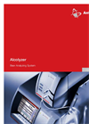 Alcolyzer Beer Analyzing System Brochure