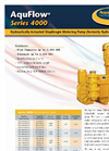AquFlow Pump Products Brochure