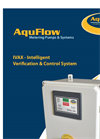 AquFlow - Model IVAX - Intelligent Verification and Control System Brochure