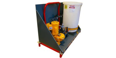 Aquflows - Skid-Mounted Chemical Injector Systems