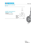 Pressure Regulating Valve - Data Sheet