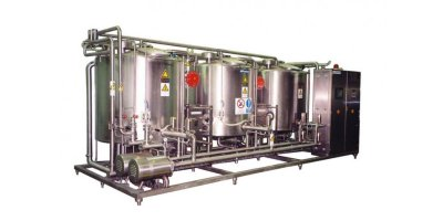 ARSOPI - CIP Cleaning Units