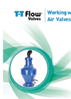 Double Wastewater Air Valve Brochure