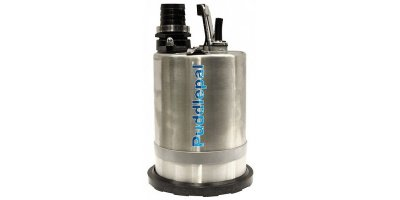 Puddlepal - Versatile, Portable, Submersible, Residue Pump for Clean Water