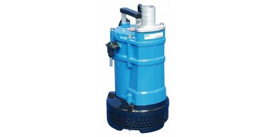 T-T - Model KTV - Heavy-Duty, Submersible De-Watering Pump