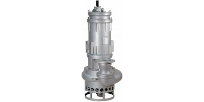 T-T Pumps - Model EL - Dredging Submersible Pump