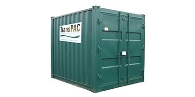 TransPAC - Model Mini - Smaller Containerised PAC Dosing Solution
