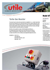 Turbo Gas Booster 675 Series - Brochure