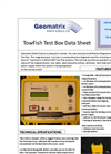 GES Tow Fish Test Box