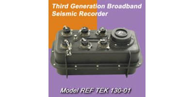 Ref Tek - Model 130-1 - Broadband Seismic Recorder