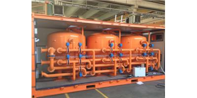 Mobile Wastewater Treatment Plants