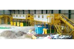 Waste recycling systems for commercial & industrial
