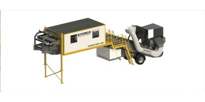 Kiverco - Model MPS 1200 - Mobile Sorting / Picking Station