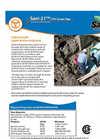SANI - Model 21 F679 - Solid Wall PVC Sewer Pipe Brochure