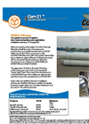 CORR - Model 21 - Corrugated Outer Wall PVC Sewer Pipe Brochure