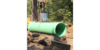 SANI - Model 21 F679 - Solid Wall PVC Sewer Pipe