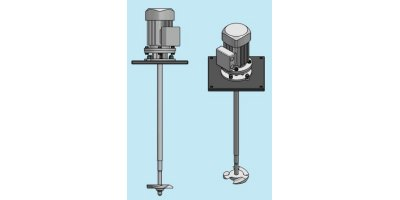 Model AG - Vertical Single Stage Mixers