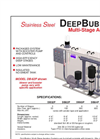 DEEP BUBBLE -DB-62P - Multi-Stage Aeration Systems Brochure