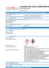 X-Pando - Model Special No.2 - Pipe Joint Compound MSDS