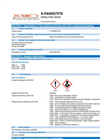 X-Pandotite - Tile and Tub Cement MSDS