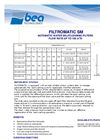 Filtromatic - Model SM - Low Flow Rates Automatic Backwashing System Brochure