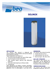 Solinox - Model SLX - Stainless Steel Filter Element Brochure