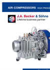 CNG Compressors Products - Brochure