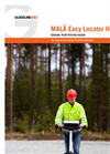 MALÅ Easy - Model HDR - Locator Brochure