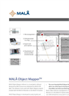 MALÅ - Model CX - Concrete Explorer GPR System Brochure