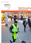MALÅ - Model GX - Ground Explorer GPR System Brochure