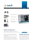 MALÅ - Model ProEx - Control Unit Brochure