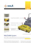 MALÅ MIRA - 3D Ground Penetrating Radar (GPR) System Brochure