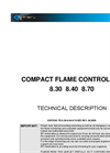 Compact Flame Controller 8.30 8.40 8.70 - Brochure