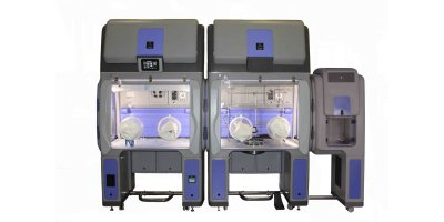 Bioquell - Model QUBE - Modular Aseptic Workstation for Sterility Testing