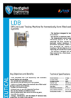 Model LDB - Off-Line Leak Testing Machine Brochure