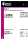 Model LD-M - In-line Leak Testing Machine Brochure