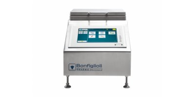 Model LF-BLI - Benchtop Lid Deflection Leak Testing Machine