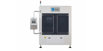 Model EOE - In-line High Speed Leak Testing Machine