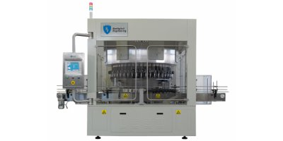 Model KBA - In-line High Speed Leak Testing Machine