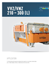 Double-Shaft Pre-Shredder VVZ/VNZ 210-300 (L) Brochure