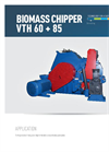 Biomass Chippers 60 And 85 Brochure