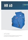 Chippers And Mills, Vertical Series HR 60 Brochure