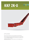 Drag Chain Conveyors KKF 2K-U Brochure