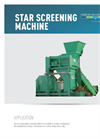 Star Screening Machine Brochure